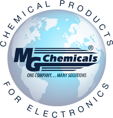 MG Chemicals Cleaners, duster, silicones, prototyping, epoxy