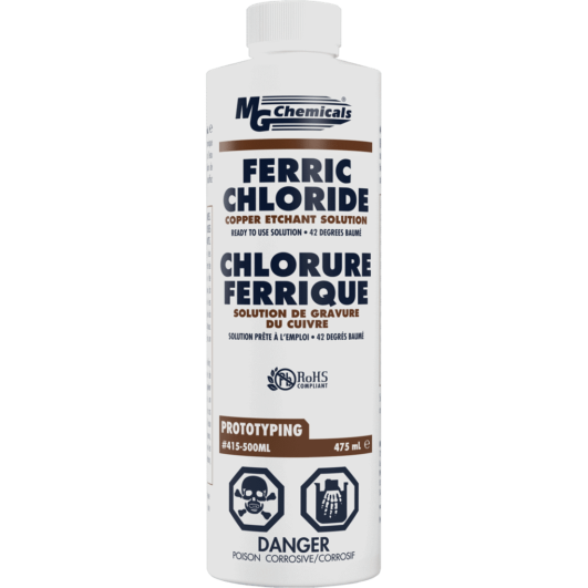 415-500ML - Ferric Chloride
