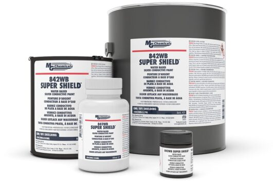 842WB - Silver Conductive Water Based Paint