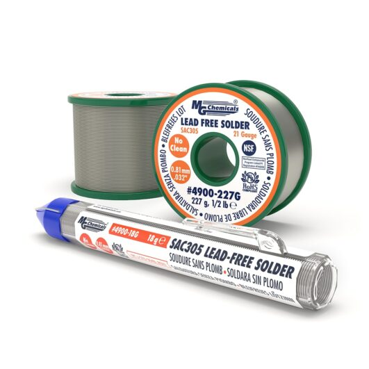 4900 - SAC305 No Clean Solder Wire