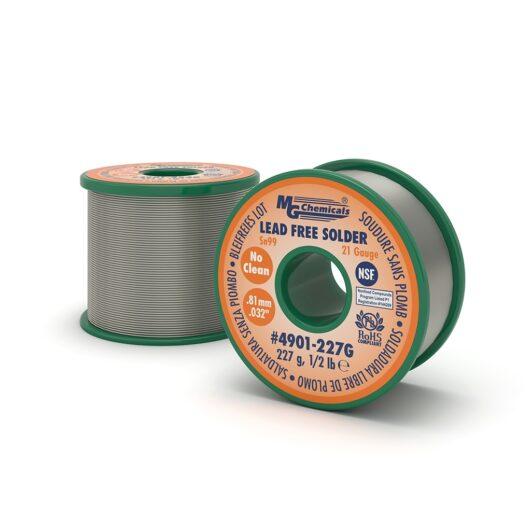 4901 - Sn99 No Clean Solder Wire