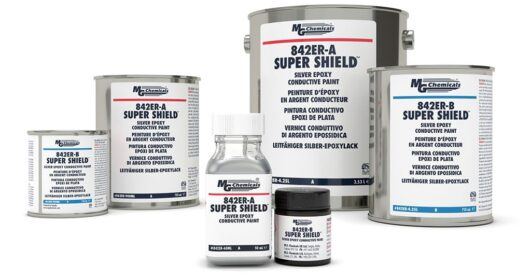 842ER - Super Shield Silver Epoxy Conductive Paint