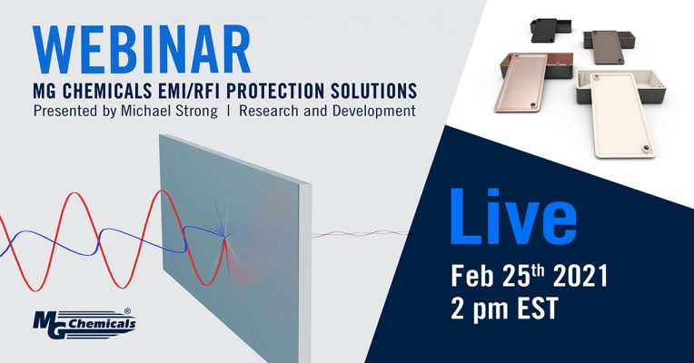 Webinar EMI/RFI Protection Solutions