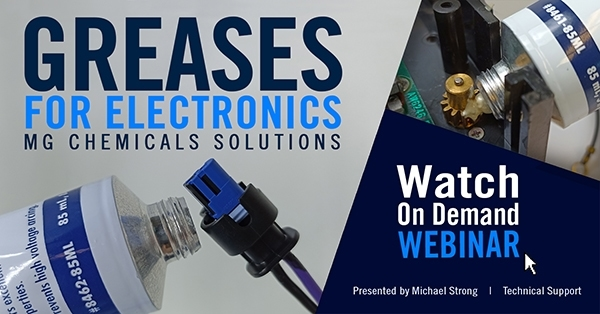 Greases for Electronics Solutions